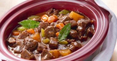 Олья подрида - Испанский мясной суп с овощами