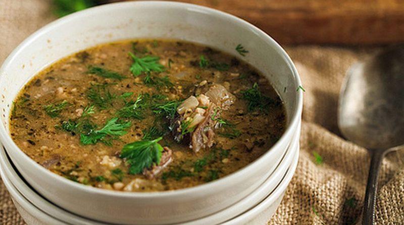 Хаш - Густой мясной суп по-армянски