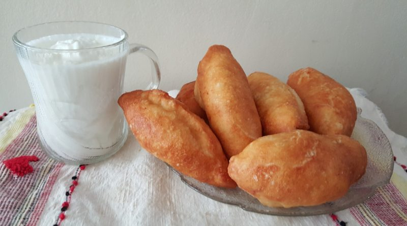 Левашники - Русские пирожки