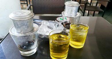 Холодный чай по-вьетнамски