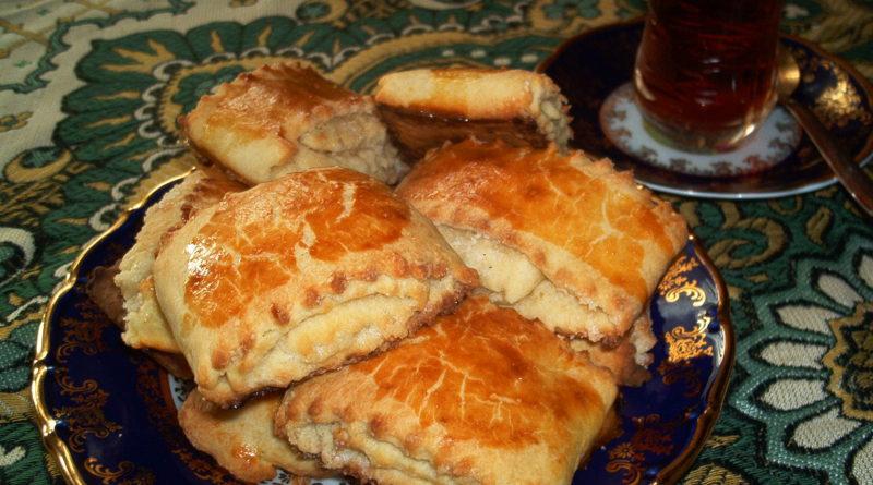 Кята (пирожки) по-гянджански