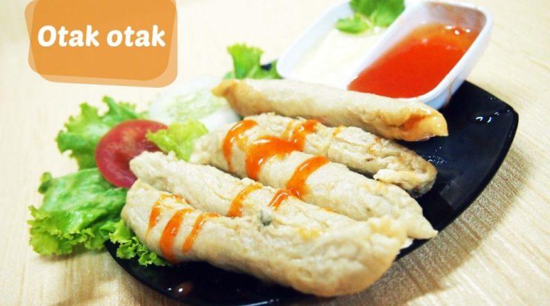 Отак-Отак - Запеканка с рыбой по-азиатски