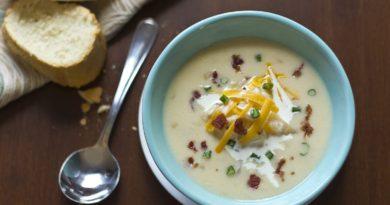 Хрчик - Армянский суп из картофеля и квашеной капусты с манной крупой