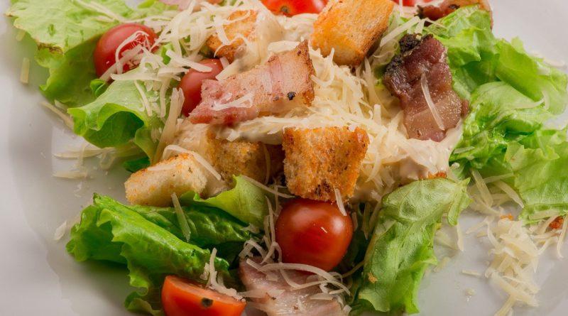 «Цезарь» - Итальянский салат