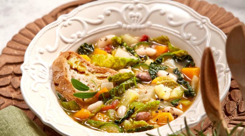 Итальянский рыбный суп с оливками и другие блюда с оливками