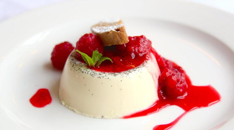 Панакотта (панна котта) - Итальянский десерт