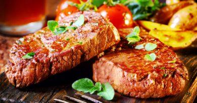Костица - Мясо по-молдавски