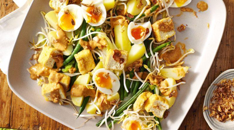 Гадо-гадо - Малазийский овощной салат