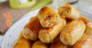 Вэрзэре - Пироги с капустой по-молдавски