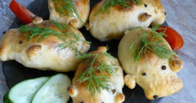 «Картофельные поросята» (картулипорсс) по-эстонски