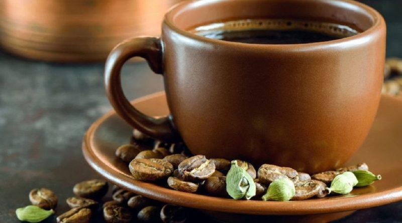 Кофе с кардамоном по-бедуински