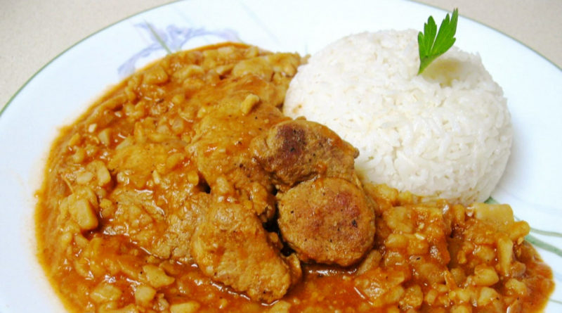 Карапулька - Мясо по-латиноамерикански