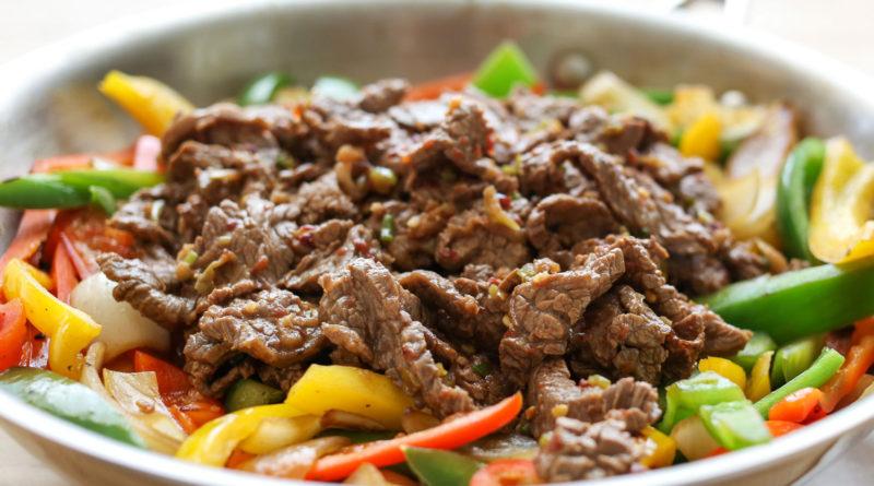 Бульгоги (пулькоги) - Популярное мясо по-корейски