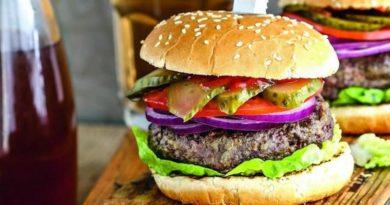 Бургер «Классический» по-американски