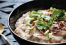 Бубур ламбук - Рис с овощами по-малазийски