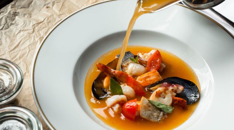 Каччукко - Рыбный суп по-итальянски