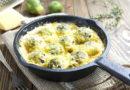 Брюссельская капуста, запечённая с сыром и сметаной и другие рецепты с брюссельской капустой