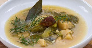 Калья - Густой пряный мясной или рыбный суп по-русски
