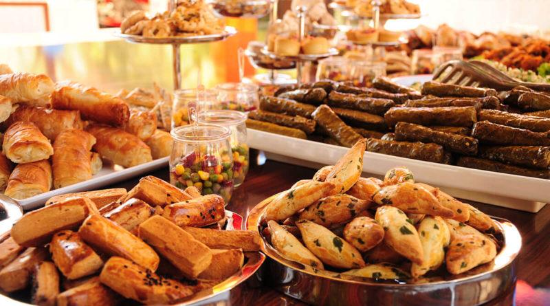 Кайсаба - Азербайджанский традиционный десерт