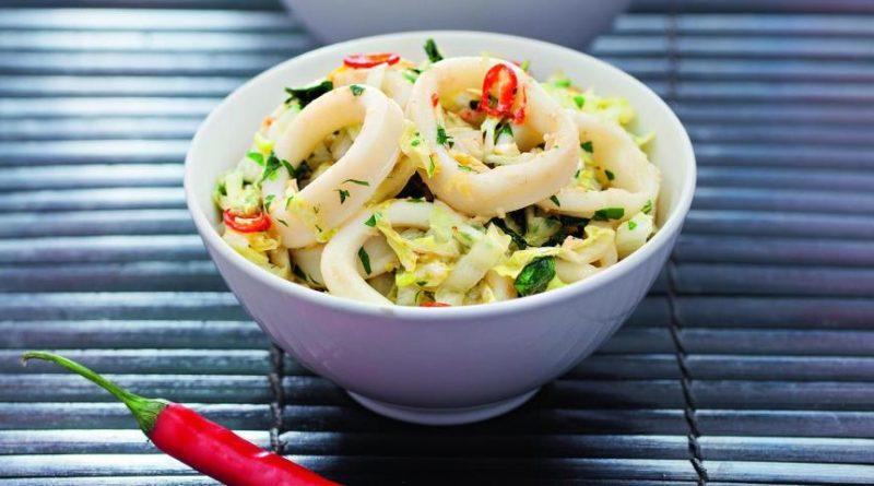 Кальмары по-пекински и другие рецепты с кальмарами