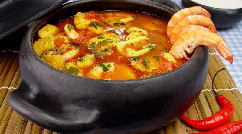 Калдейрада - Овощное рагу с филе рыбы по-португальски