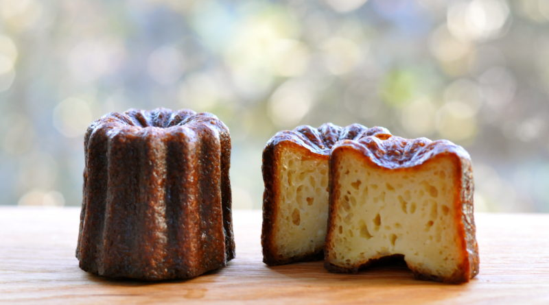 Канеле - Французский десерт