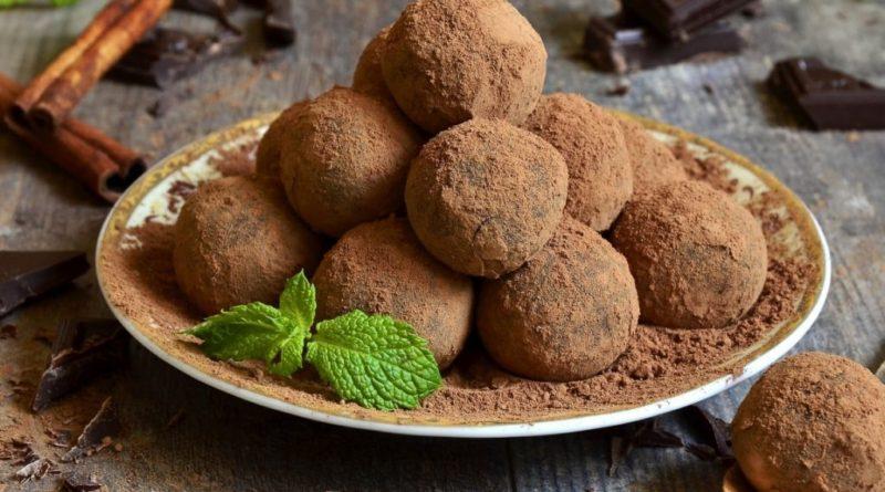 Домашние конфеты-трюфели и другие рецепты с какао
