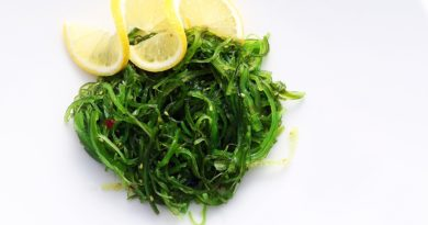 Кайсо - Японский салат