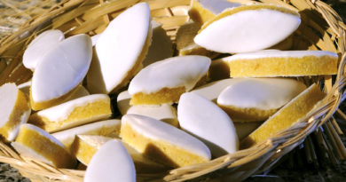 Калиссоны - Нежные конфеты со вкусом миндаля по-французски
