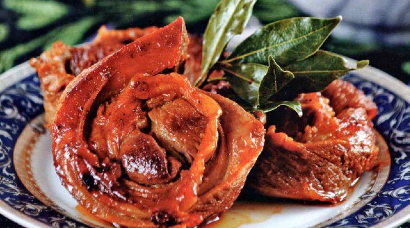 Камчы - Горячая закуска из баранины по-татарски