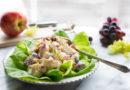 «Вальдорф» (уолдорф) - Классический американский салат