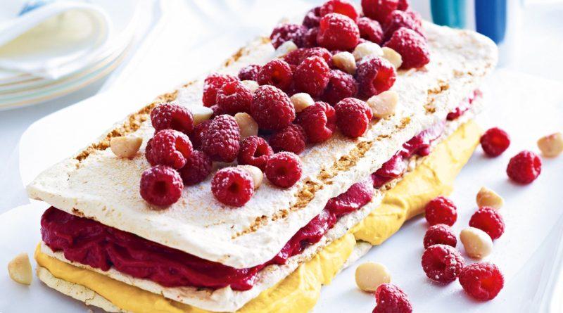Вашерин - Холодный французский десерт