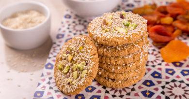 Баразек - Песочное печенье по-арабски