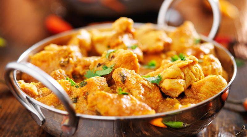 Курица с манго и карри по-индийски и другие рецепты с манго