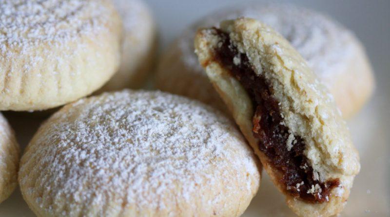 Мамуль - Арабское рассыпчатое печенье
