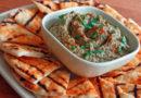 Бабагануш - Восточная закуска из баклажанов