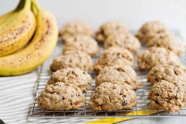 Овсяно-банановое печенье и другие рецепты с бананом