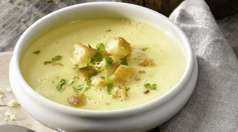Ёлеброд - Шведский суп на основе светлого пива