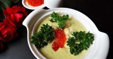 Дюбарри - Суп из цветной капусты по-французски