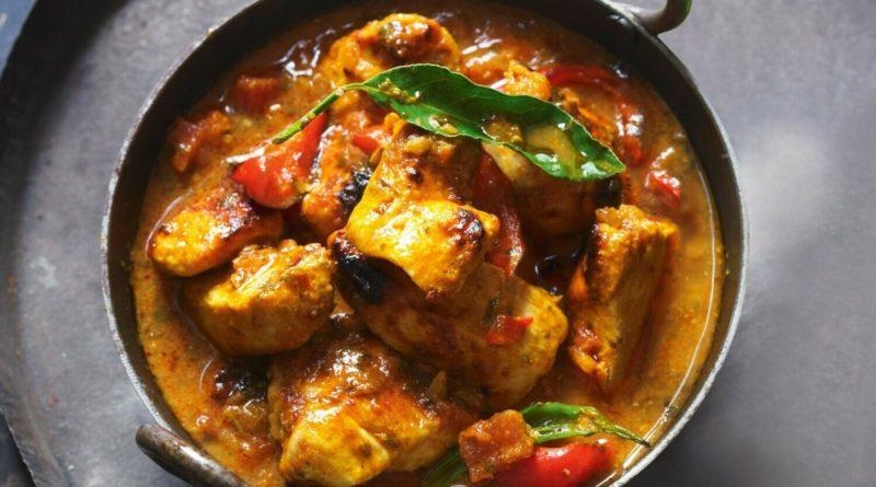 Курица тикка масала по-индийски