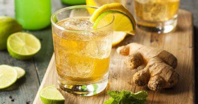 Имбирный лимонад - Лучшее средство от вируса