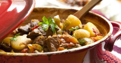 Жаркое из говядины по-русски и другие рецепты с говядиной