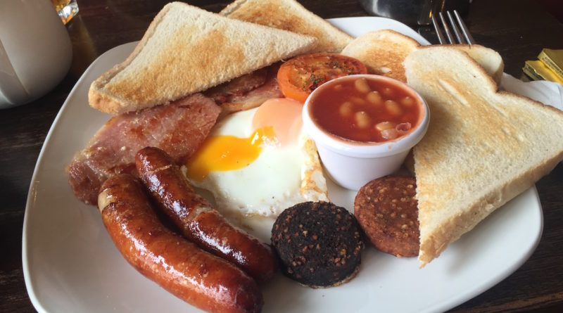 Ирландская кухня