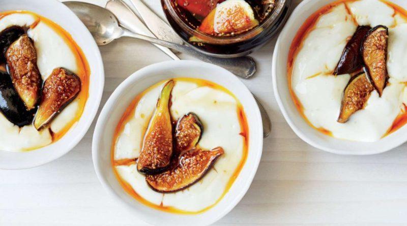 Пудинг из инжира по-креольски и другие рецепты с инжиром