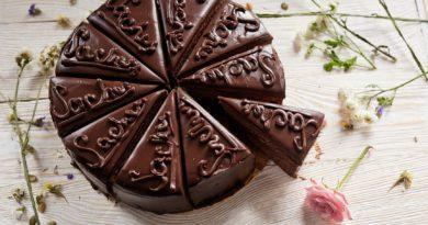 Захер - Шоколадный торт по-австрийски