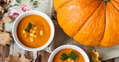 Гарбузок - Белорусский тыквенный суп