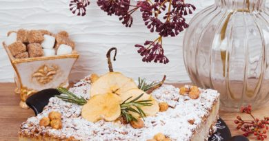 Дакуаз с лесными орехами - Французский торт