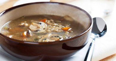 Грибной суп с перловой крупой по-белоруски и другие рецепты грибных супов