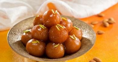Гулаб джамун - Индийский десерт