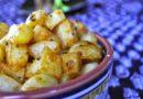 Картофель, жаренный с сахаром по-датски